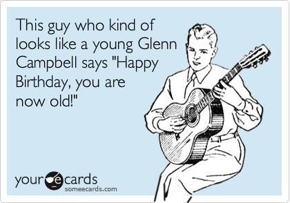 This guy who kind of