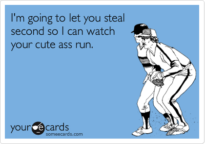 I'm going to let you steal