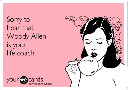 Sorry to 