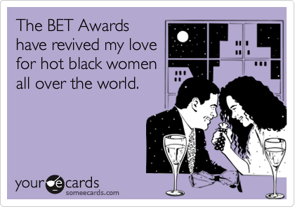 The BET Awards