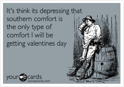 It's think its depressing that