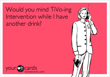 Would you mind TiVo-ing