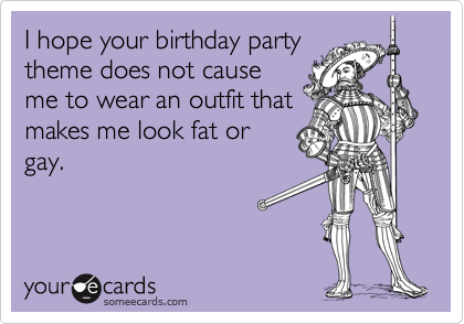 I hope your birthday party