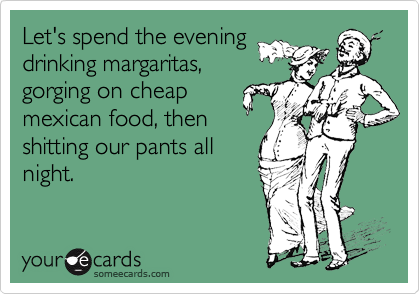Let's spend the evening