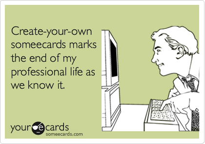 make your own someecards free online