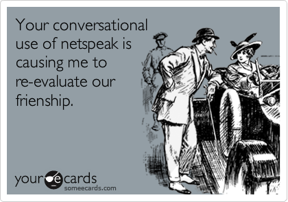 Your conversational
