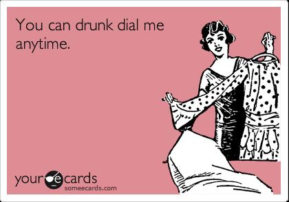 Image result for Drunk Dial