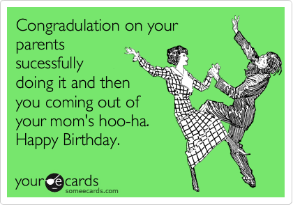 Congradulation on your