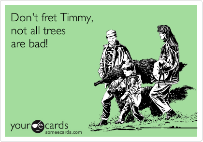 Don't fret Timmy, 