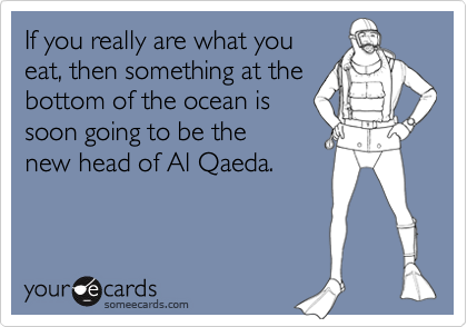 If you really are what you 