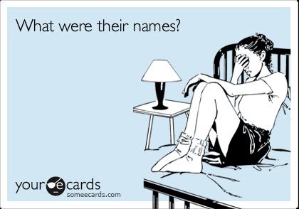 What were their names?