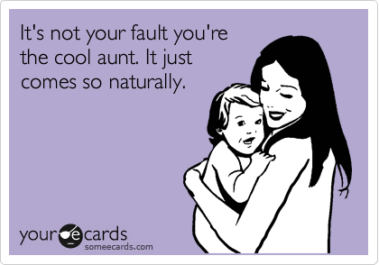 It's not your fault you're