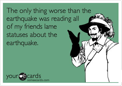 The only thing worse than the