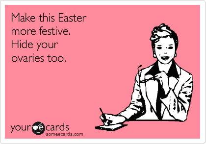 Make this Easter 