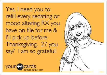 Yes, I need you to