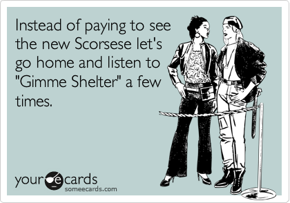 Instead of paying to see