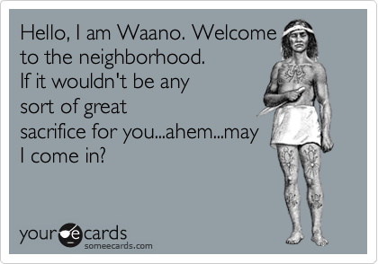 Hello, I am Waano. Welcome