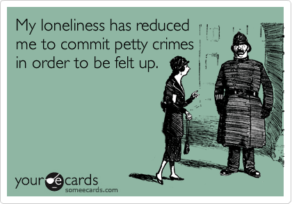 My loneliness has reduced