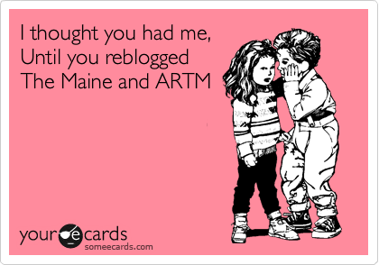 I thought I was in-love.
