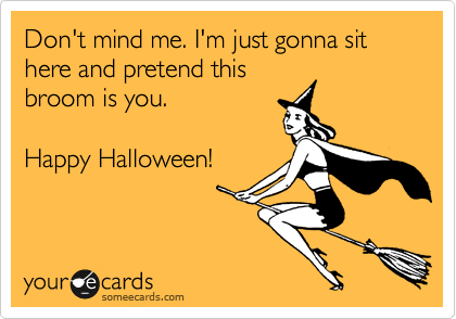 Don't mind me. I'm just gonna sit here and pretend this