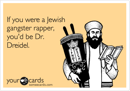 If you were a Jewish 