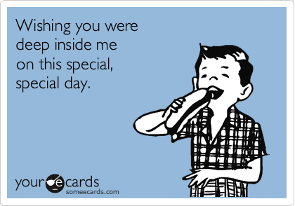 Wishing you were