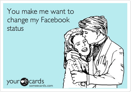You make me want to