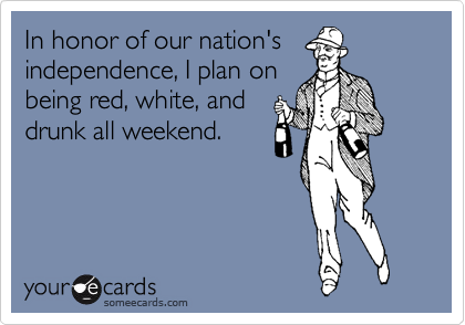 In honor of our nation's