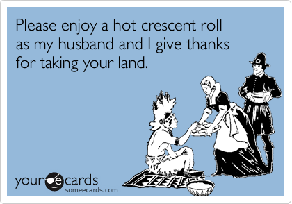 Please enjoy a hot crescent roll