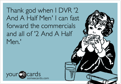 Thank god when I DVR '2