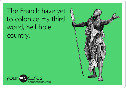 The French have yet