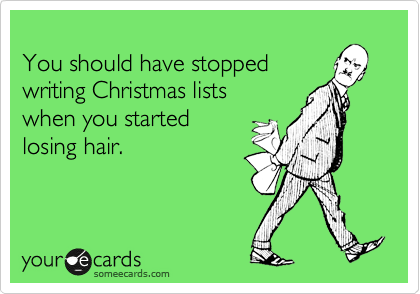 You should have stopped