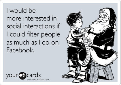 I would be