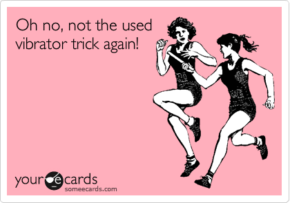 Oh no, not the used