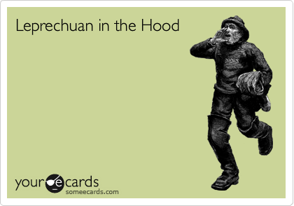 Leprechuan in the Hood