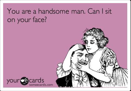 Your face ecard