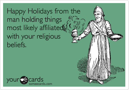 Happy Holidays from the