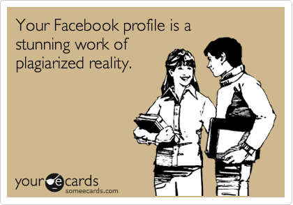 Your Facebook profile is a 