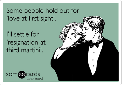 Some people hold out for