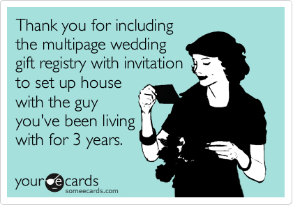Thank you for including