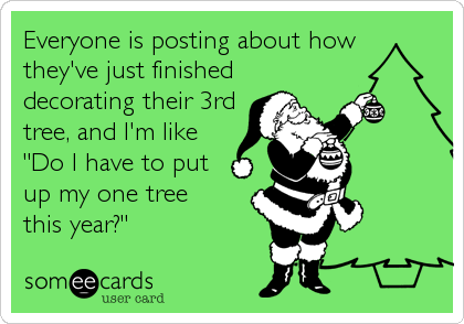 Everyone is posting about how