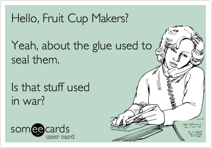 Hello%2C Fruit Cup Makers%3F