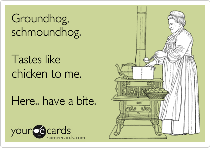 Groundhog, 