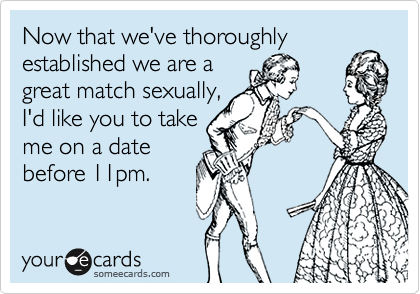 Now that we've thoroughly 