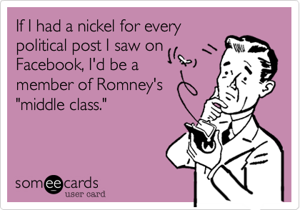 If I had a nickel for every