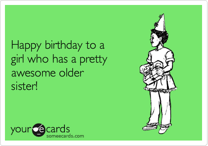 Peachy Birthday Ideas Funny Happy Birthday Quotes For Little Sister Funny Birthday Cards Online Inifofree Goldxyz