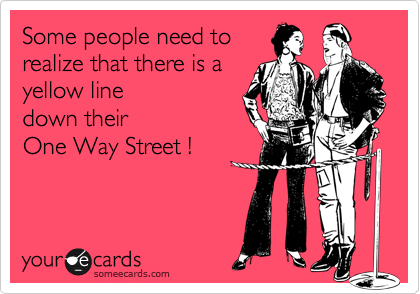 Some people need to
