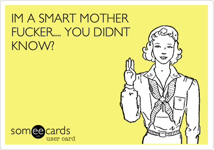 IM A SMART MOTHER
