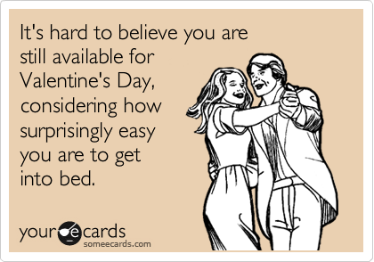 It's hard to believe you are 