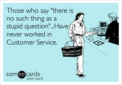 "Those who say ""there is